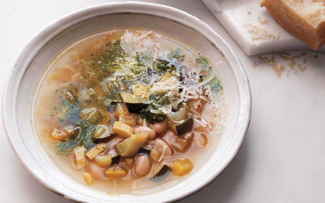 Pistou Soup Recipe